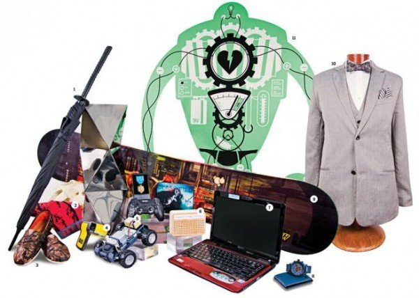 Presents for the guy who is forever young at heart