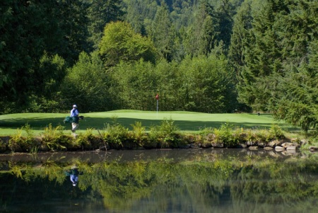golf course Mt Hood Oregon, Courses at The Resort at The Mountain