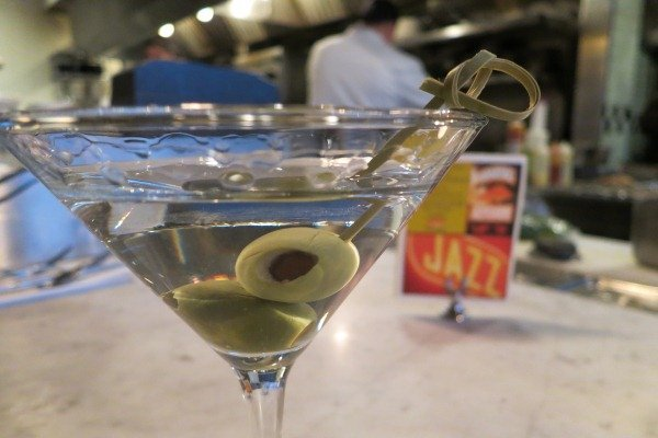 Try the Happy Hour martini. Perfect with oysters on the half shell. Photo Credit: Erina Malarkey