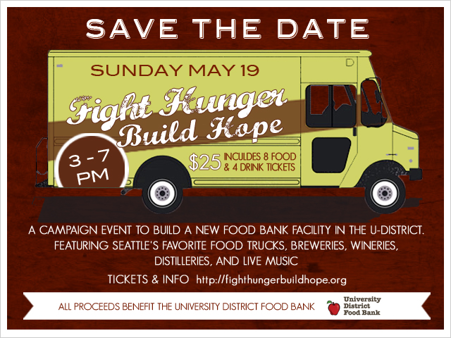 Fight Hunger, Build Hope Food Truck Round-Up