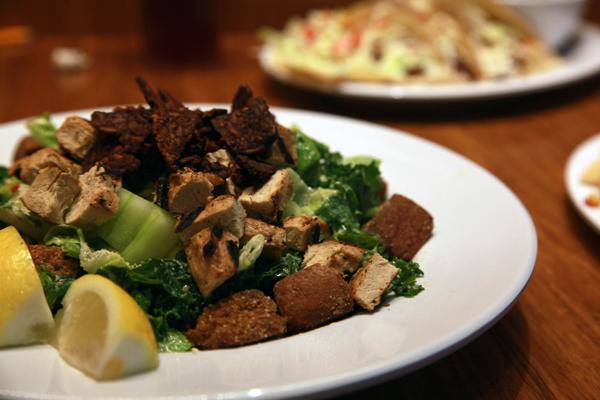 Veggie Grill Savory Kale Caesar