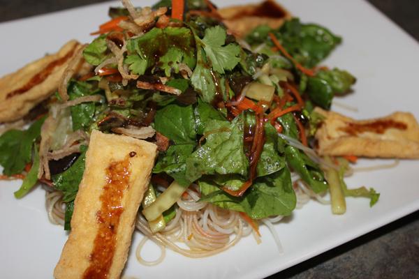 Bar Dojo Vermacilli Salad
