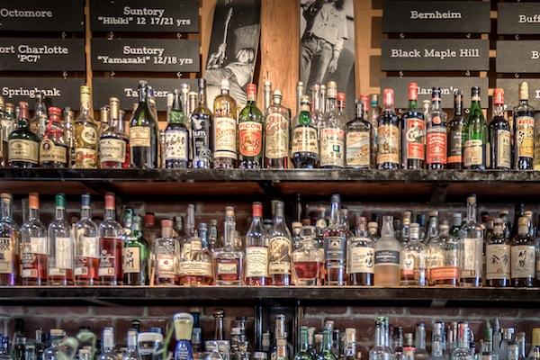Liberty Bar, Capitol Hill