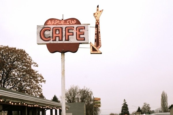 Apple Cup Cafe image by Sharlyn Petit
