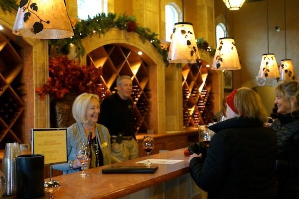 Tsillan Cellars Wine Tasting image by Sharlyn Petit