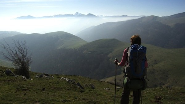 Courtesy WALKING THE CAMINO: SIX WAYS TO SANTIAGO