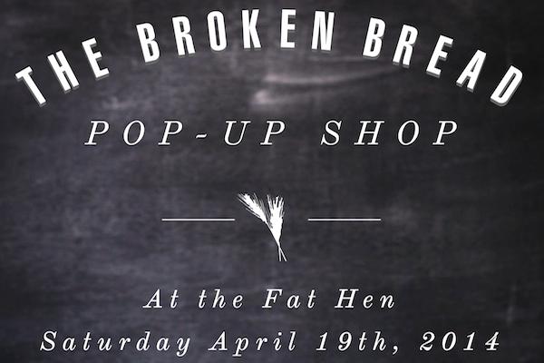 The Broken Bread_Pop-Up
