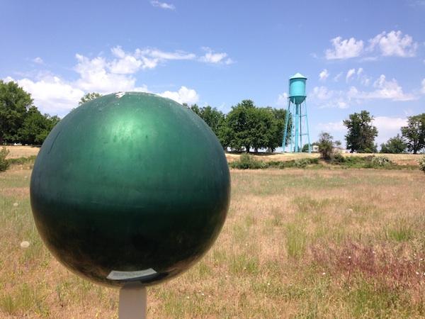 The Planet Walk at Fort Walla Walla Park