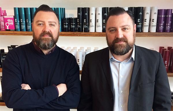 Jason and Robert Townsend_seattle_essensuals london