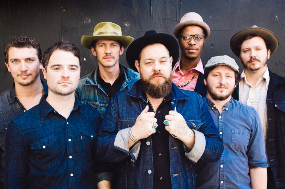 Nathaniel Rateliff & The Night Sweats photo by Malia James