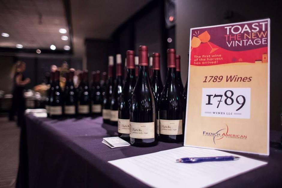 Photo by Beaujolais Nouveau Wine Festival.