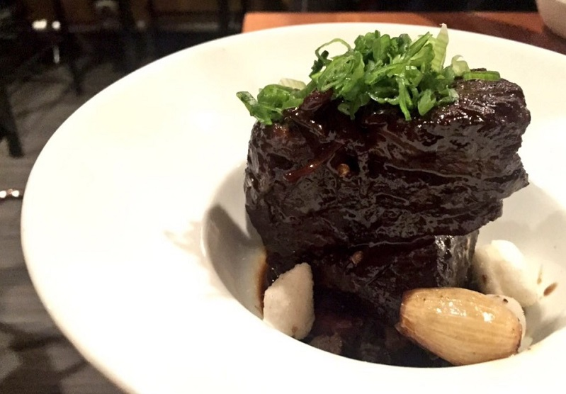 Braised Short Rib.