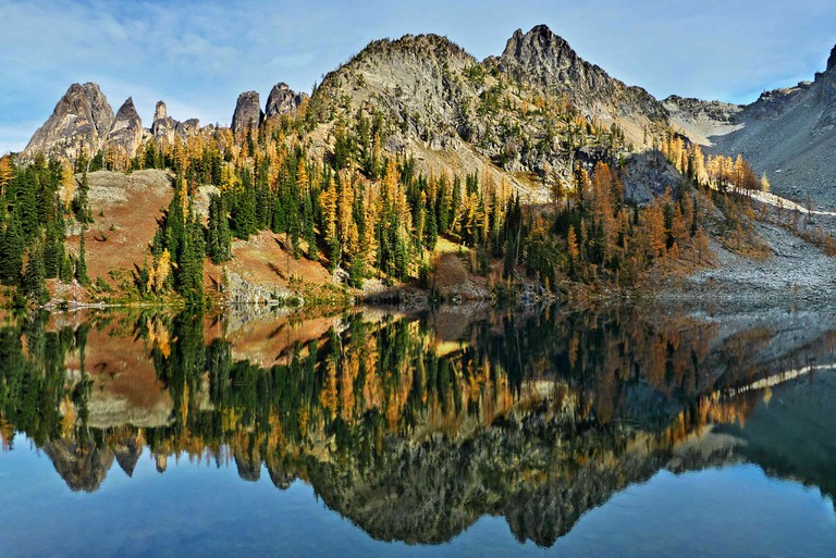 Blue Lake. Photo by S. Wilson.