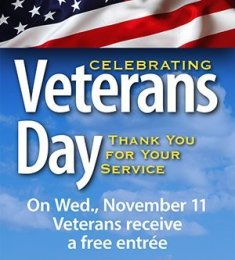 Veterans Day Promo Image