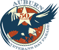50th Anniversary Vets Day Logo