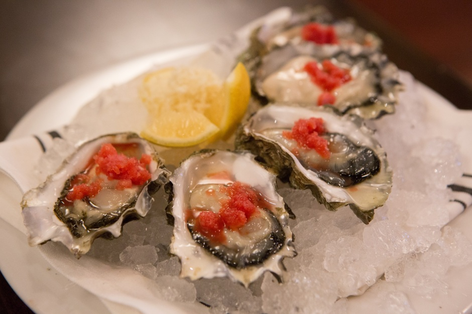 Chilled NW Oysters. Photo by Michael Lee.
