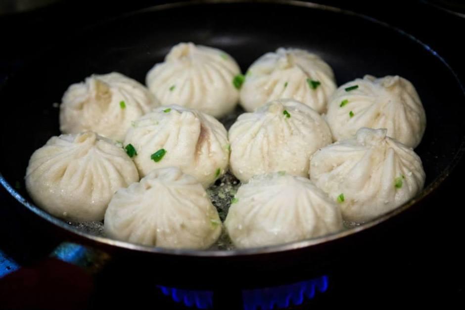 Sheng Jian Bao. Photo by Dough Zone.