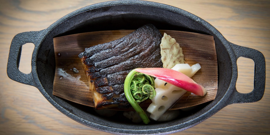Black Cod. Photo by Naka.