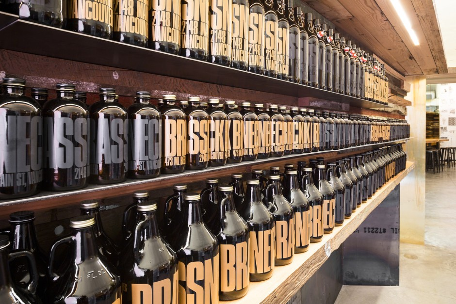 Brassneck Brewery. Photo by Lucas Finlay.