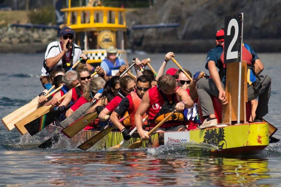 Photo by Victoria Dragon Boat Festival.
