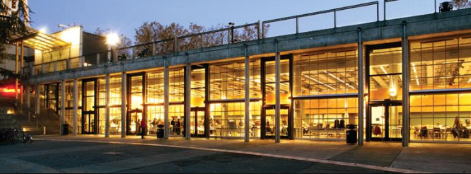 Fisher Pavilion.