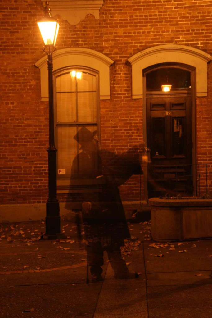 Get led around by a Chancery Lane ghost. (Photo courtesy Tourism Victoria.)