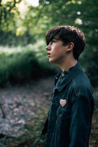 Declan McKenna, photo courtesy Sony Music
