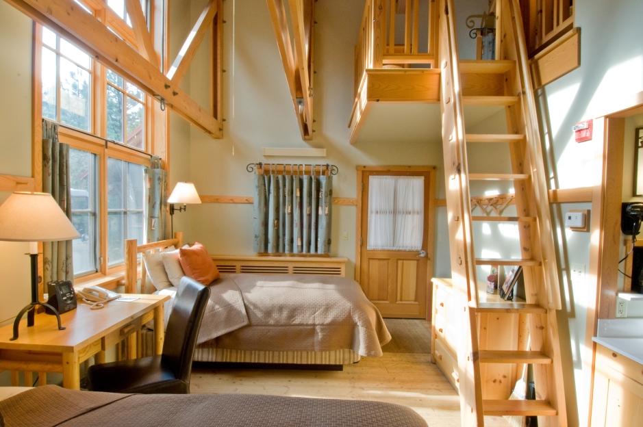 Photo courtesy of Sleeping Lady Resort.