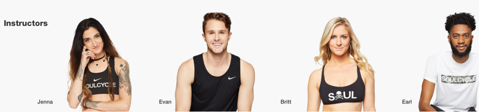 SoulCycle-Bellevue-Instructors