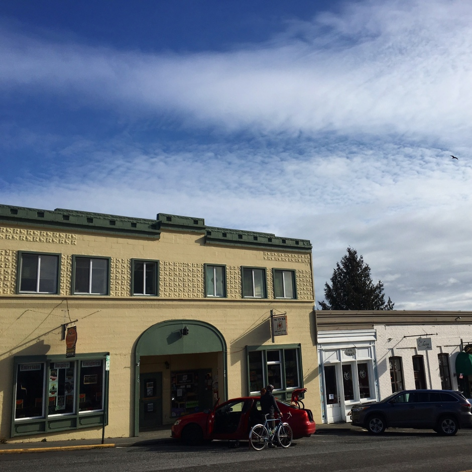 Small-town charm in Friday Harbor, by Corinne Whiting