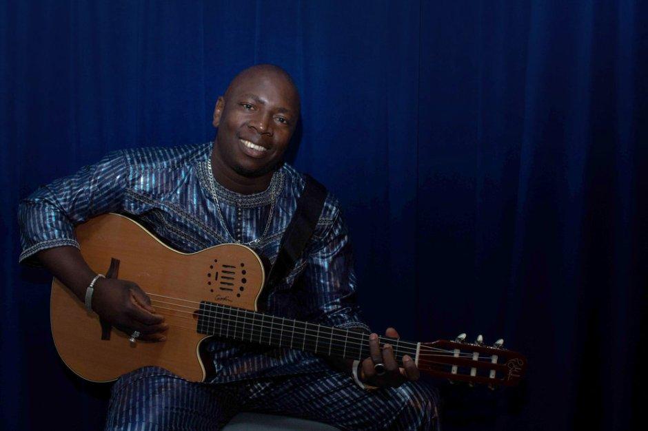 Vieux Farka Touré by Cole Ramstad