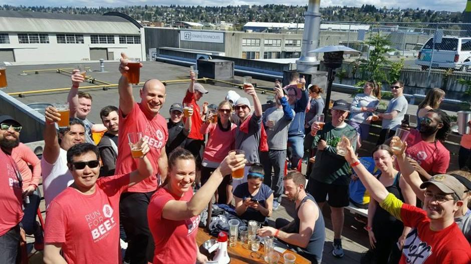Courtesy Washington Brewery Running Series
