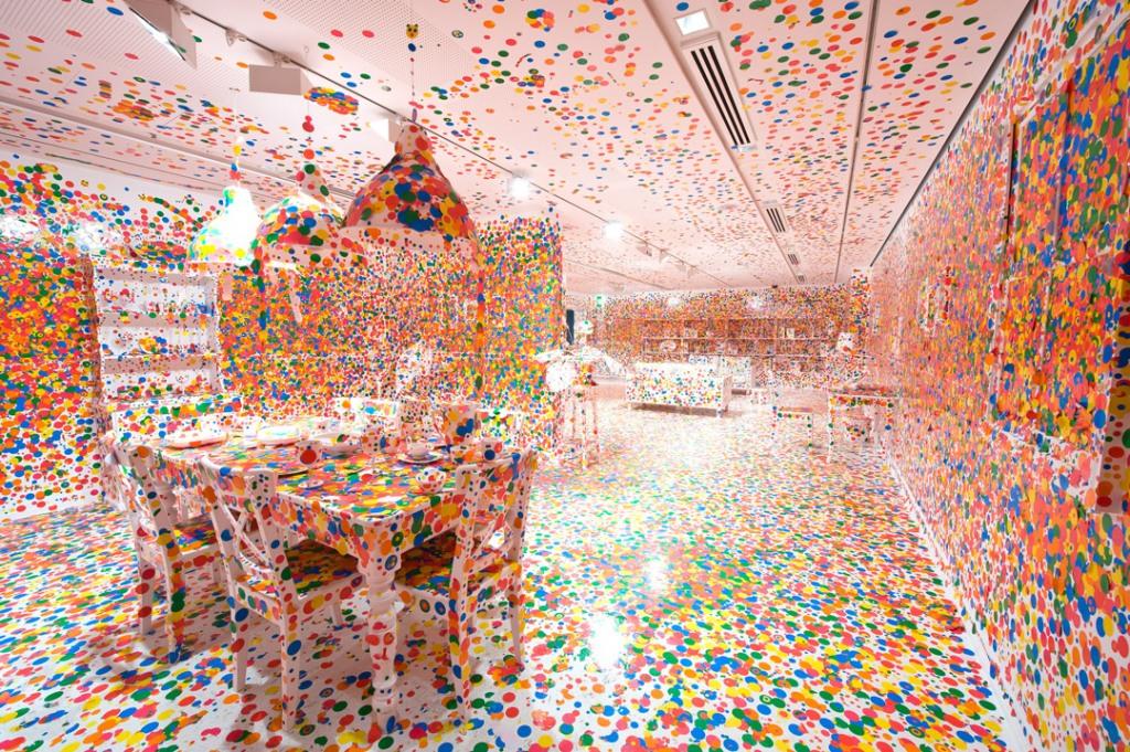 Yayoi Kusama's Infinity Mirrors at Seattle Art Museum