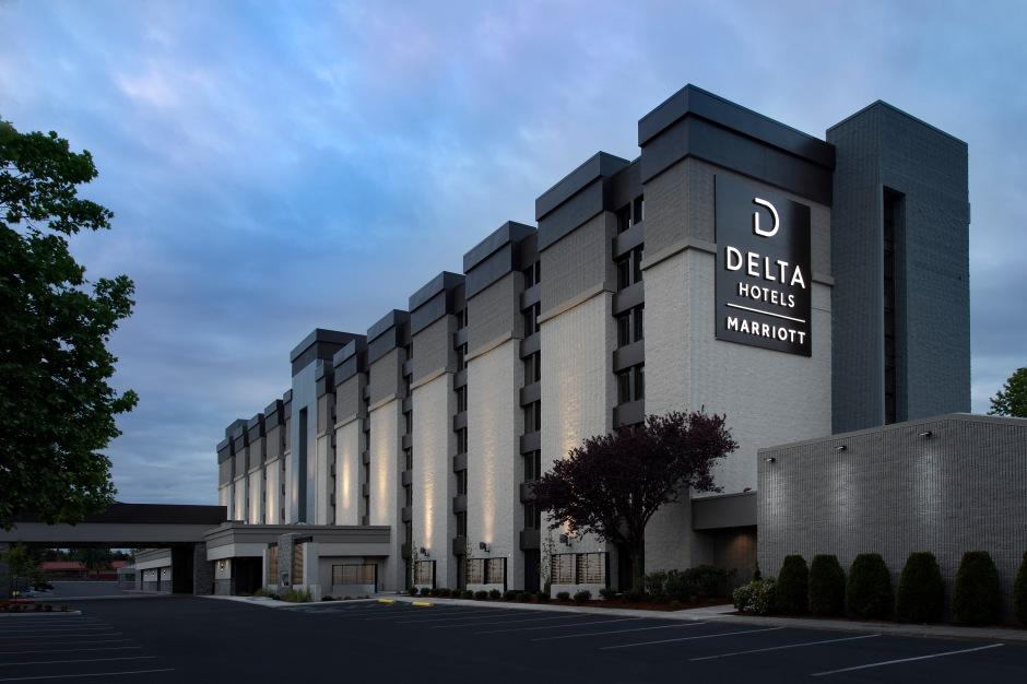 Delta Hotels Seattle Everett Exterior