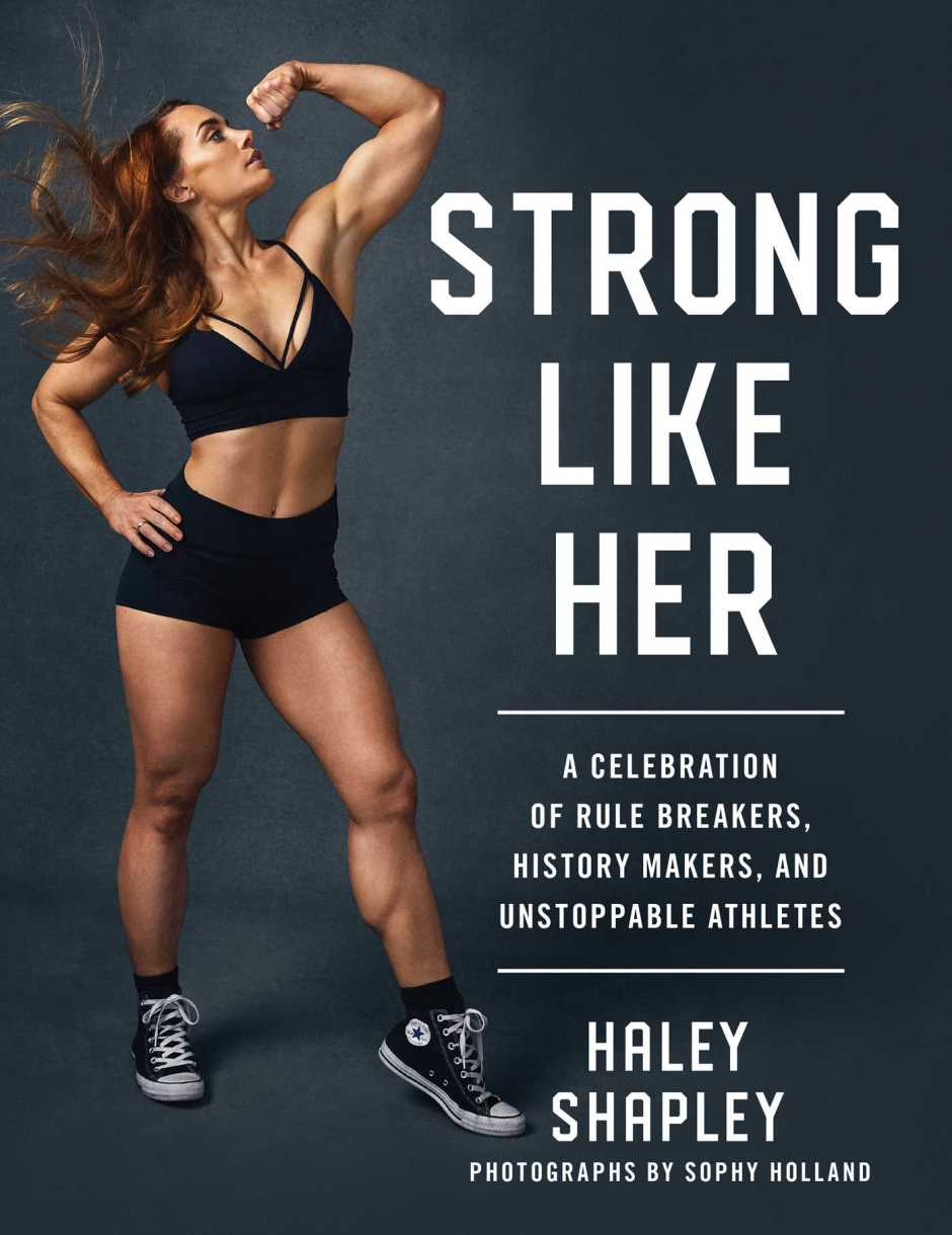 Cover Strong Like Her